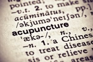 Competition for 6 free acupuncture treatments